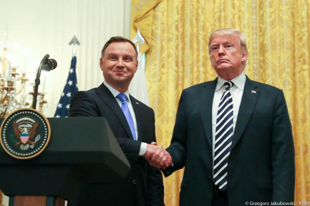 Tak. Duda, Putin i Orban nie dostali zaproszeń na zaprzysiężenie ...